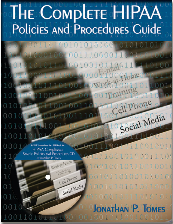 Hipaa policies and procedures templates updated with for Hipaa hitech policy templates