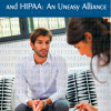 Mental and Behavioral Health and HIPAA: An Uneasy Alliance